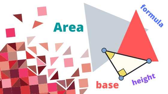 different ways to find area of triangle