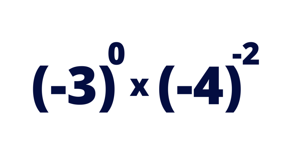 exponents and exponent laws