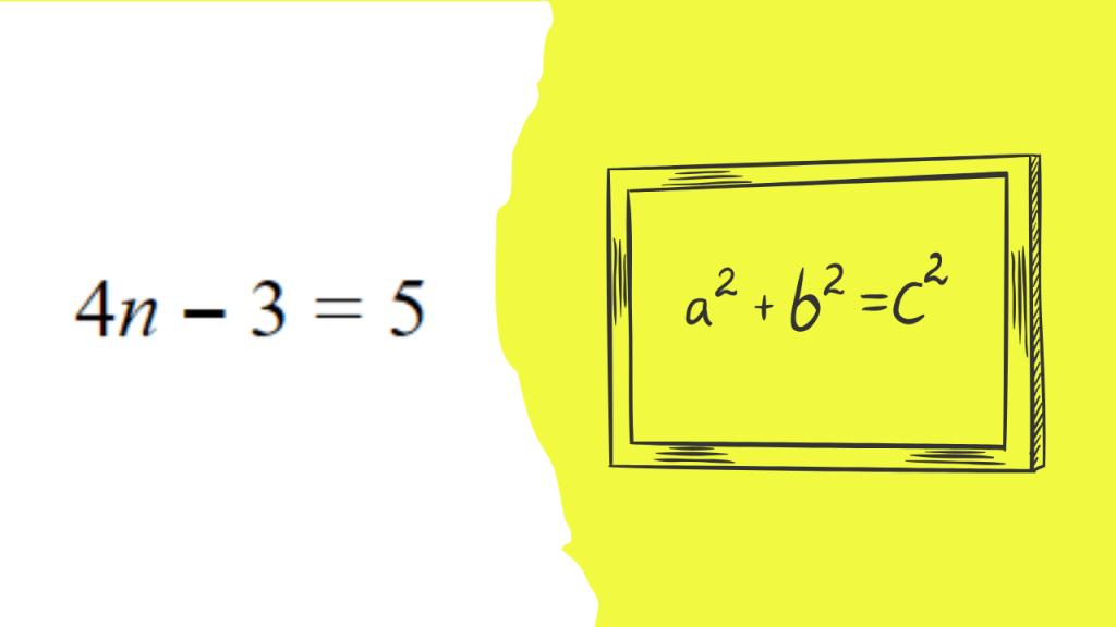 solving equation, pythagorean theorem