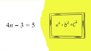 solving equation, pythagorean theorem
