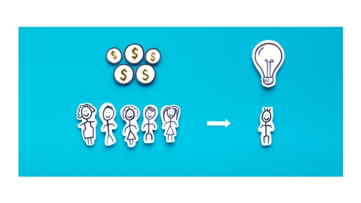 people investing in idea