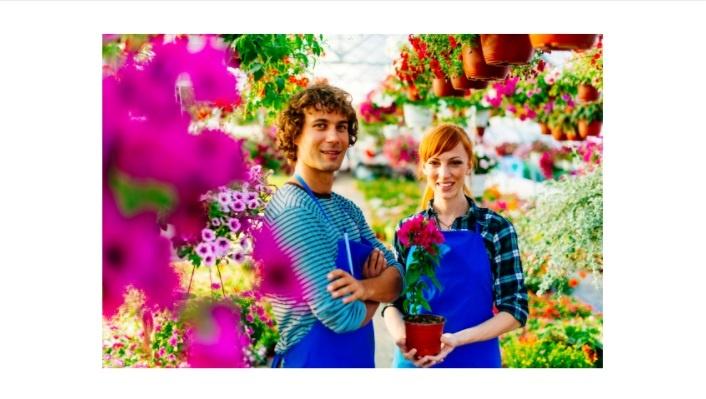 flower garden center entrepreneurs