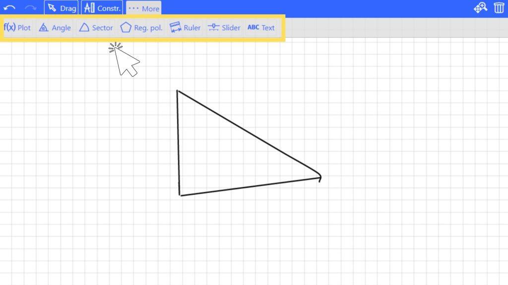 sketchometry features
