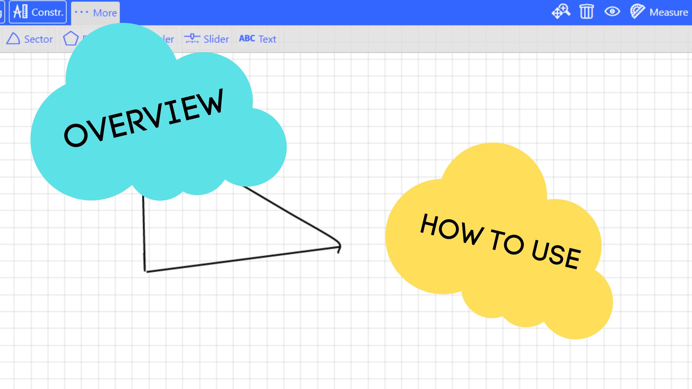 Sketchometry overview